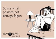 nail toe, nail polish funny, nail ecards, nail polish ecard, nail colors, nail polish quotes, nail quote, winter toe nails, funny life ecards