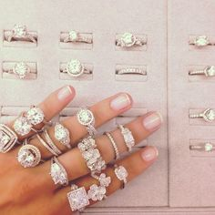 Engagement Ring Styles.