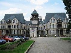 Ohio State Reformatory-Mansfield ...set of Shawshank Redemption  Mansfield, Ohio