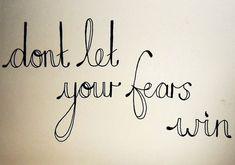 ♥ This saying!