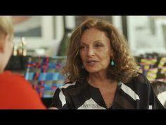 ▶ DIANE VON FURSTENBERG on Identity Beyond Beauty    THE CONVERSATION WITH AMANDA DE CADENET - YouTube
