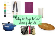 Holiday Gift Ideas f