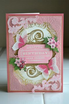 it happened like this...: anna griffin birthday stamps