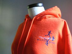 Run For Sharks Hoodie. $30.00, via Etsy. The race to save sharks is on! Support Team Project AWARE running the 2010 ING NYC MARATHON on November 4th!