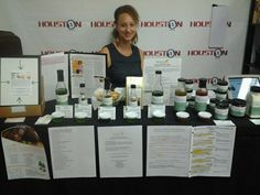 Wildtree set up at Girls Night Out...Houston 411