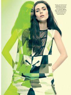 DRESS TO KILL MAGAZINE:  Fashion Stylist:  Fritz, Judy Inc