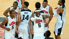 The USA won their 14th Olympic basketball gold medal as they beat Spain 107-100 to defend their title.