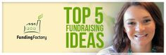 The Funding Five: Best Fundraising Ideas for Schools & Non-Profits