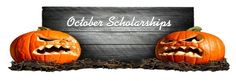 Scare Up Some Money With These October Scholarships