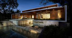 Camp Biscayne Residence | COCONUT GROVE by Max Strang Architecture