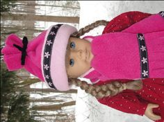 DESIGNING and SEWING FOR AN AMERICAN GIRL DOLL