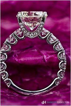 Israel & Rachel, engagement, Damion Hamilton, Vintage Estate, jewelry, engagement ring,