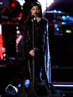 Rihanna In Tom Ford