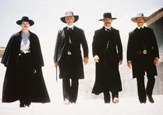 Jeff Arnold's West: Tombstone (Cinergi, 1993) and Wyatt Earp (Warner Bros, 1994)