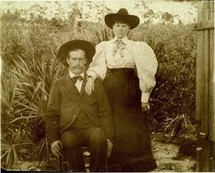 Laura and Almanzo in Florida