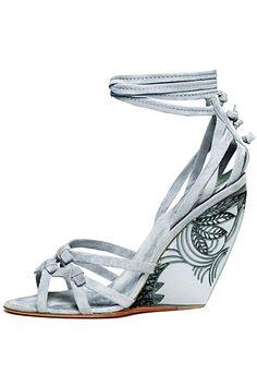Donna Karan - Shoes - 2013 Spring-Summer