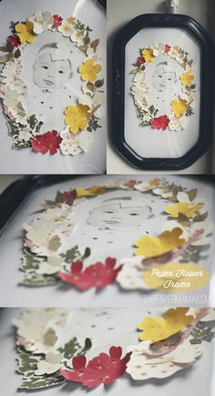 DIY: Pressed Flower Frame Gift