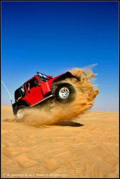 JEEP jump  www.talkingjeepoz.com
