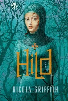 Hild by Nicola Griffith.  Click the cover image to check out or request the historical fiction kindle.