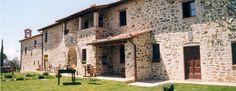 The beautifully rustic italian wedding venue - Villa San Crispolto situated between on the border of Tuscany and Umbria www.romanticitalianweddings.com