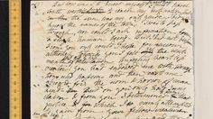 Mary Shelley's hand-written edition of Frankenstein is now available to read online