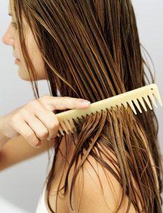 Make your hair shine, tips + make your own shampoo
