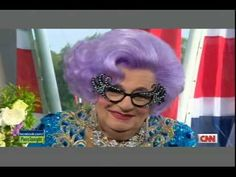 Piers Morgan Tonight with Dame Edna