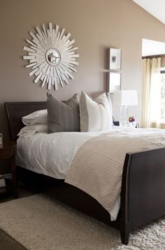 bedroom color schemes, wall colors, sleigh beds, guest bedrooms, bedroom walls, guest bedroom decor, bedroom colors, master bedrooms, bedroom designs