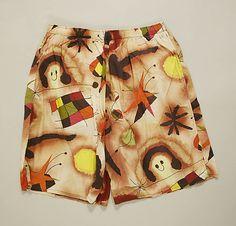 Paul Smith (British, born 1946). Bathing suit, 1992. The Metropolitan Museum of Art, New York. Gift of Brooks Adams & Lisa Liebmann, 1995 (1995.151.18)