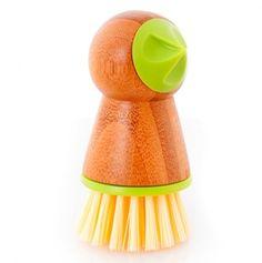 Potato Brush w/ Eye Remover.