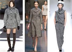 Daidada: Muodin ja trendin ero / Syksyn ja talven 2013-2014 trendit