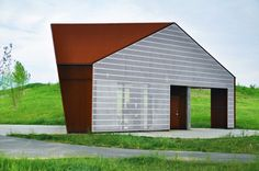 Riverview Park Visitor Service Building I/2011/Leon & Primmer Architecture Workshop