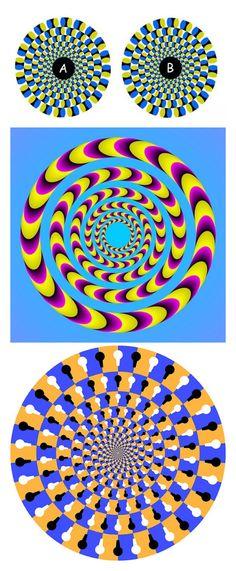 Optical Illusions Spinning-gizmodo.com