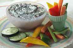 PHILADELPHIA Spinach Dip recipe           #kraft recipes