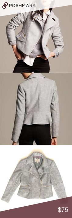 Banana Republic Gray