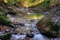 Autumn Riverscape 2nd by Burtn.deviantart.com on @deviantART