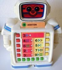 Alphie!  Although I don't think we ever owned one, I definitely remember commercials for him!