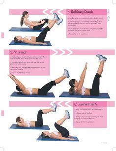Quick weight loss ab routine