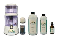 Adya Clarity is a concentrated ionic sulfate minerals that removes unwanted elements on drinking water. #AdyaClarity