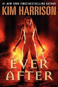 Ever After (The Hollows, #11) - Another awesome cover (but what happened to Rachel's Hair?)