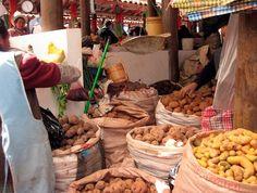 History of Peruvian potatoes (plus a recipe).Picture: Peru Potato Market