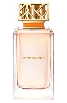 This Tory Burch Eau de Parfum Spray is on the wishlist. Adore the beautiful feminine scent with a touch of tomboy.