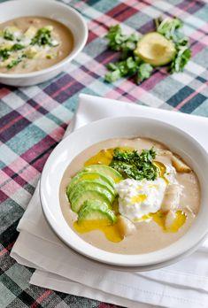 Potato Locro aka a very popular Ecuadorian Potato Soup - IT IS SO GOOD YOU GUYS OMG.