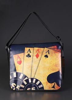 Dogo Bag poker Çanta-36 x 36,5 x 11 cm. Markafoni'de 129,90 TL yerine 39,99 TL! Satın almak için: http://www.markafoni.com/product/3068131/
