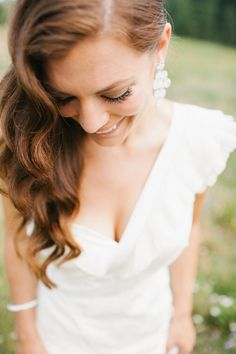 Photography by crissiemcdowell.com  Wedding Hair
