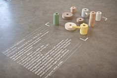 """Design studio your friends curated and designed the exhibition, """"Utformasjon"""" in collaboration with product designers StokkeAustad and ODL at Galleri ROM. The line-up of designers who exhibited consisted of both up and coming and veterans in the Norwegian design scene."""