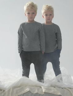 Kids on The Moon winter 2013 simple but stylish boys fashion from Poland