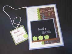 teachers card