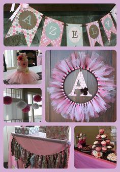 girl bedroom, tulle wreath, front door, babi girl, baby girls, baby girl shower, shower idea, babi shower, baby showers