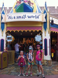 """""""it's a small world"""" at Walt #Disney World's Magic Kingdom #TMOM"""